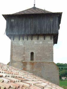Clocher [2], église fortifiée de la Nativité-de-la-Vierge à Dugny-sur-Meuse