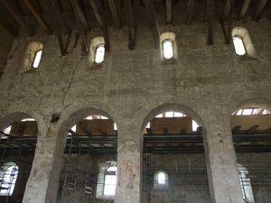 Bas-côtés [2], église fortifiée de la Nativité-de-la-Vierge à Dugny-sur-Meuse